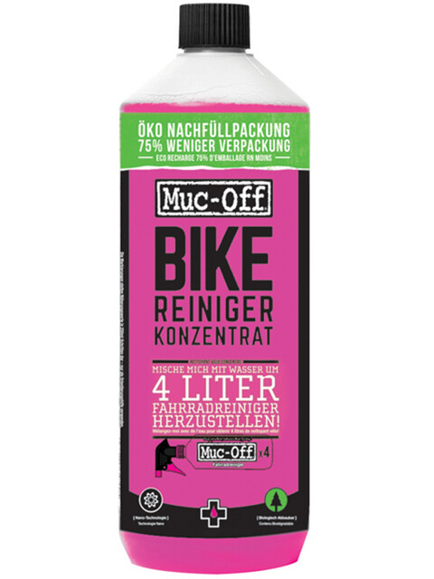 Muc-Off Bike Cleaner Concetrate 1000ml Pink